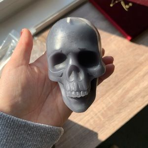Other - Black XS skull candle